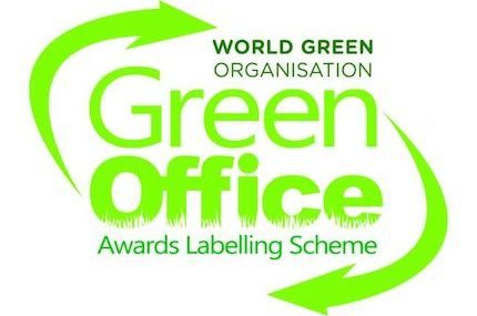 Target was awarded Green Office Awards Labelling Scheme 2014 (GOALS)