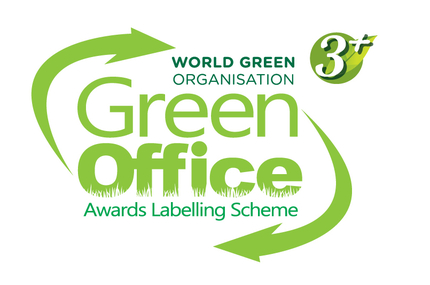 Target was awarded Green Office Awards Labelling Scheme 2016 (GOALS)